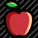 apple, food, fresh, fruit, healthy, meal, vegetable