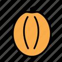 drink, food, meal, pumpkin icon