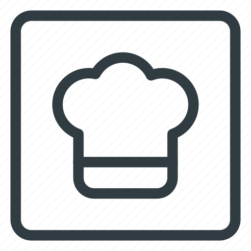 location, restaurant, sign icon