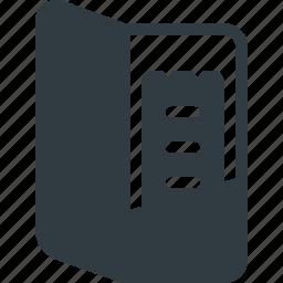 bill, pay, restaurant, tip icon