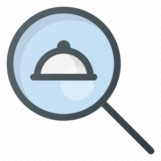 location, reservation, restaurant, search icon