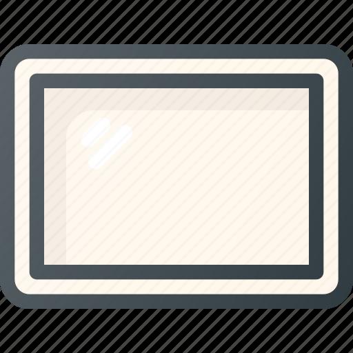 food, restaurant, service, tray icon
