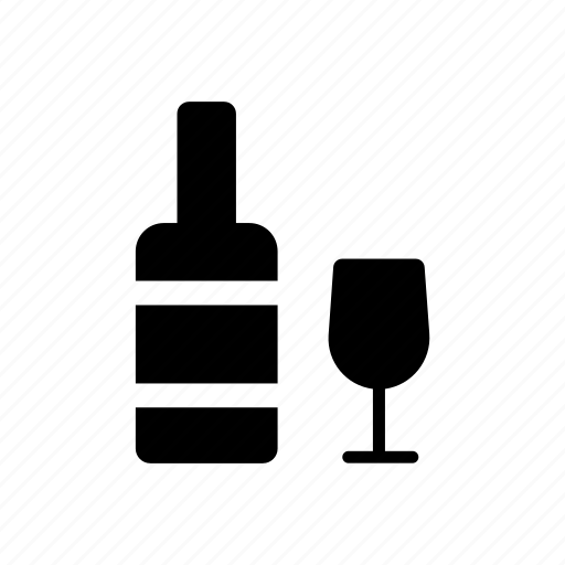 alcohol, bistro, canteen, diner, restaurant, wine icon