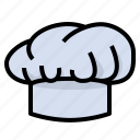 bake, chef, cooking, hat, restaurant icon