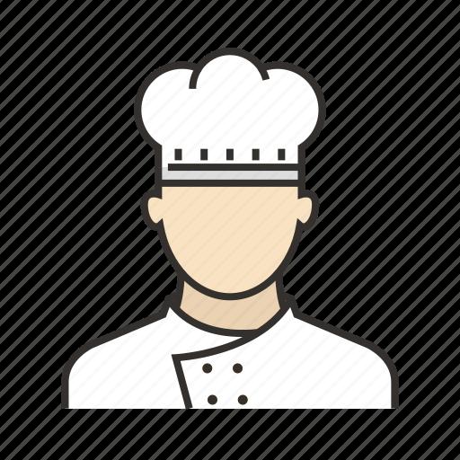 chef, cook, cooking, hat, kitchen, restaurant icon