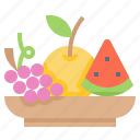 fresh, fruit, organic, vegan, vegetarian