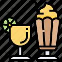 beverage, break, drink, juice, refreshment