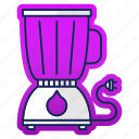 equipment, juicing, kitchen, kitchenware, machineblender, restaurant icon