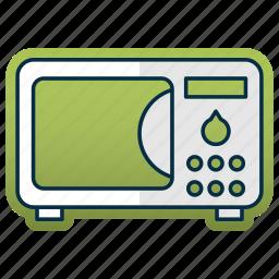 appliance, kitchen, kitchenware, microwave, restaurant equipment icon