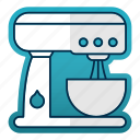 appliance, kitchen, kitchenware, mixer, mixing, restaurant equipment icon