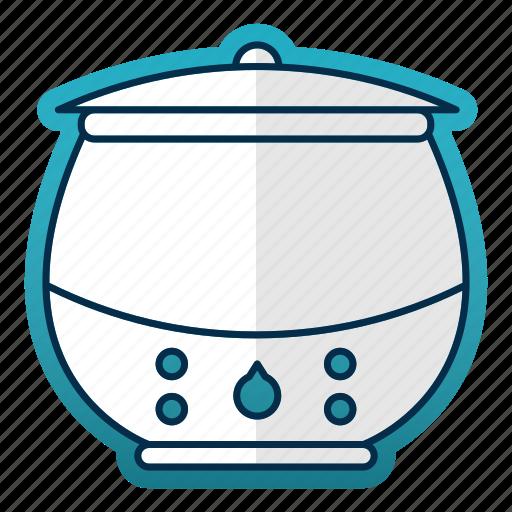 cooking, equipment, kitchen, kitchenware, restaurant, soup, warmer icon