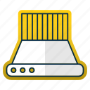 equipment, exhaust, hood, kitchen, kitchenware, restaurant, tool icon