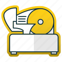 equipment, kitchen, kitchenware, meat, restaurant, slicer icon