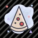 food, pizza, restaurant