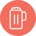 bar, beer, beverage, drink, thirsty, wine icon