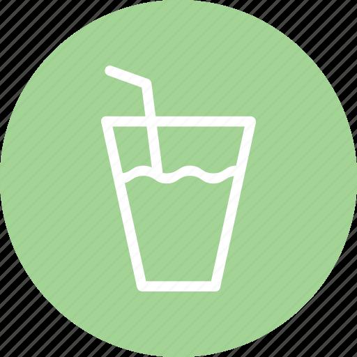beverage, cocktail, cold beverage, juice, thirsty icon