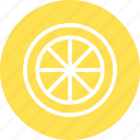 lemon, lemon icon, lemon sign, orange icon