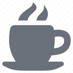 coffee, cup of coffee, cup of tea, eating, food, kitchen, pika, restaurant, tea icon