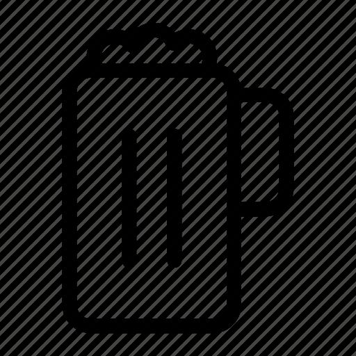 bar, beer, beverage, drink, wine icon