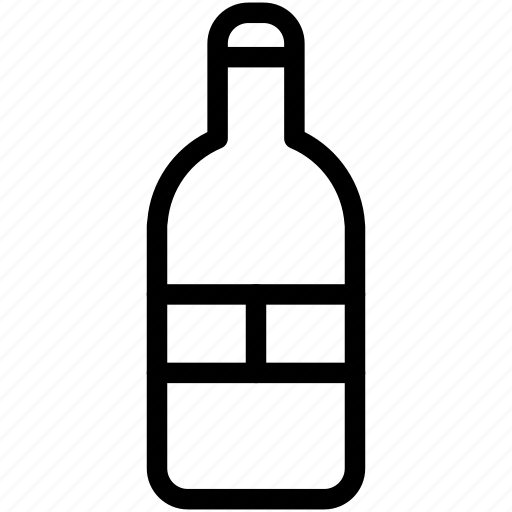 beer, bottle, container, oil, water, water bottle icon