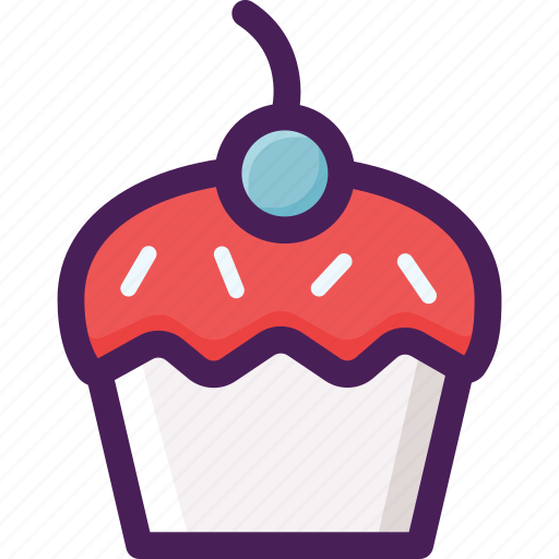 bakery, cake, dessert, pastry, sweet icon