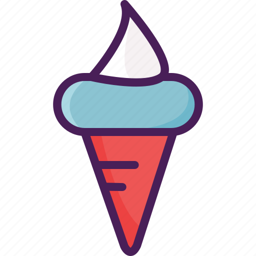 dessert, food, ice, ice cream, sweet icon