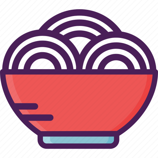asia, food, noodle, pasta icon