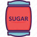 food, sugar, sweet icon
