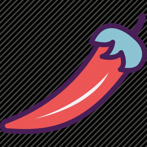 chili, hot, pepper, seasoning icon