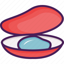 food, oyster, restaurant, seafood icon