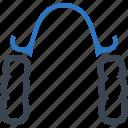 dental health, missing teeth, partial dentures icon