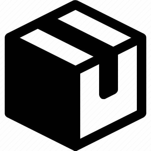 box, delivery, goods, shipping, shop icon