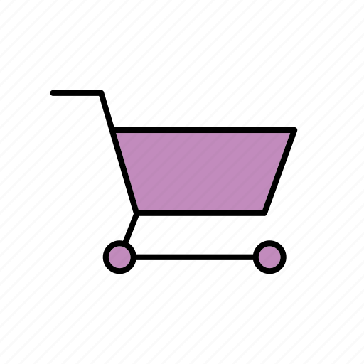 business, onlline store, retail, shopping, store, trolley icon