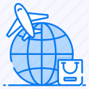 air freight, ecommerce, global delivery, international delivery, international shopping, worldwide shopping