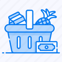 food bucket, food pricet, food shopping, grocery price, grocery shopping