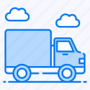 cargo, delivery van, logistic delivery, shipment, shipping truck, van