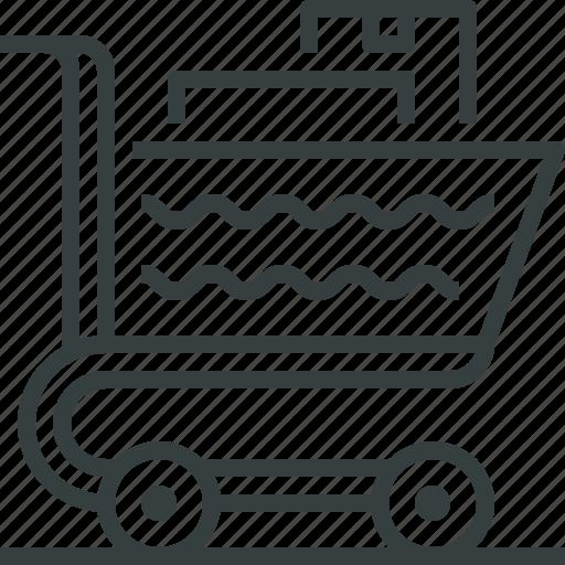basket, cart, ecommerce, full, products, shop, shopping icon