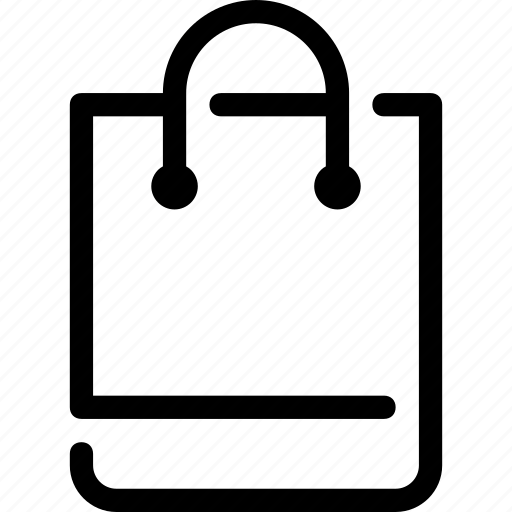 bag, market, retail, shop, shopping icon
