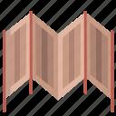 folding, screen