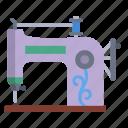 sewing, machine