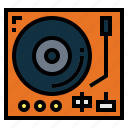 music, sound, technology, turntable