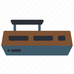film, movie, player, retro, tech, vhs, video icon