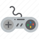controller, nintendo, retro, snes, tech, video games icon