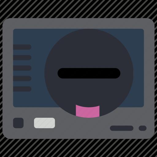console, genesis, megadrive, retro, sega, tech icon