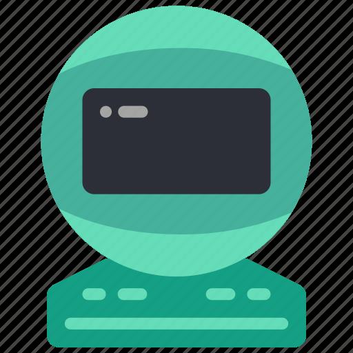 monitor, retro, screen, tech, tv icon