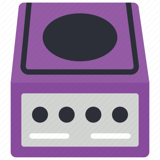 console, gamecube, nintendo, retro, tech, video games icon