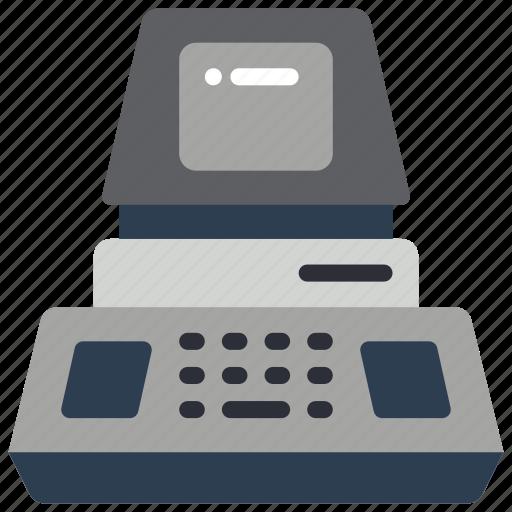 commodore, computer, pc, pet, retro, tech icon