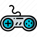 console, controller, nintendo, retro, snes, tech, video game icon