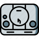 console, game, playstation, retro, sony, tech, video game icon