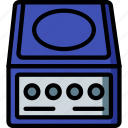 console, gamecube, nintendo, retro, tech, video game, zelda icon